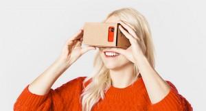 Experimente vídeos em 3D e realidade virtual com o Cardboard.